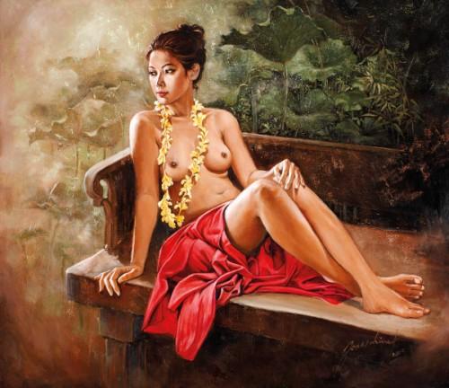 Relaxing In Bali