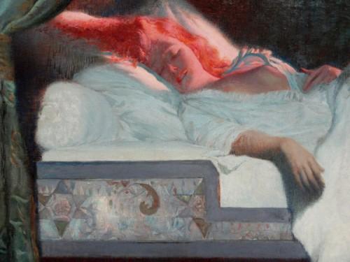 Desdemona (detail)