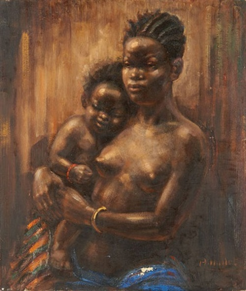 Maternité africaine