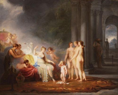 Venus Admonishing Cupid