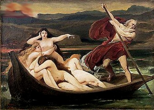 The Boat Of Charon