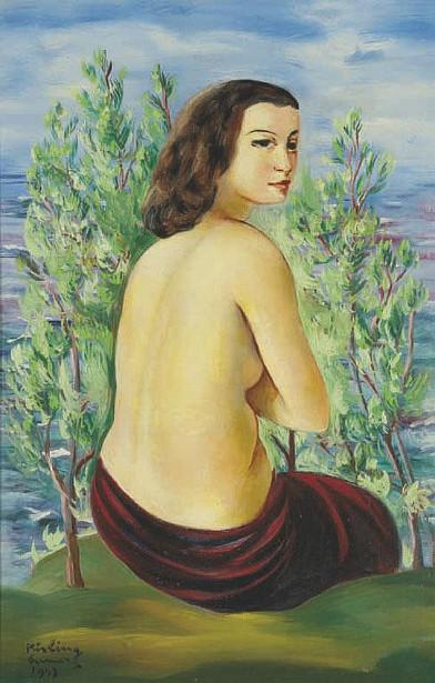 Bel Gazou, fille de Colette et Henri de Jouvenel