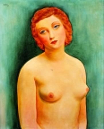 Blond Nude