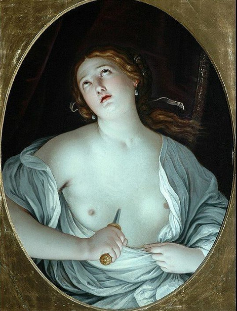Death Of Lucretia
