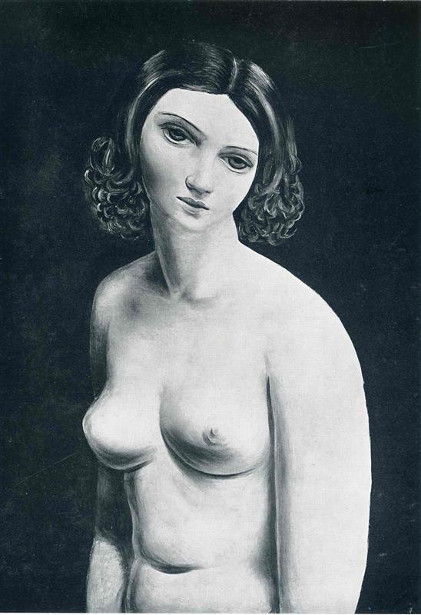 Nude Bust