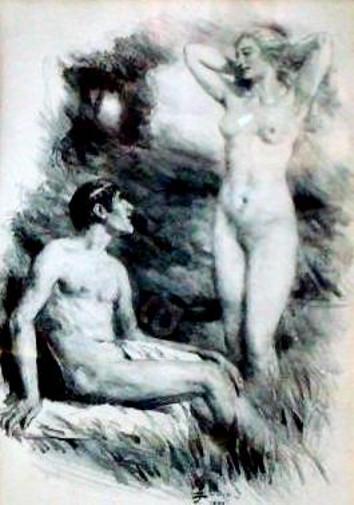 scenes-galantes-et-champetre