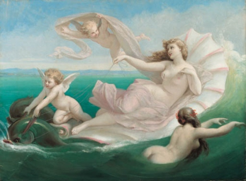 Sea Nymphs