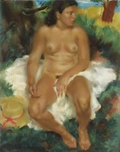 Susanna à la bain