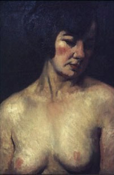 Busto desnudo