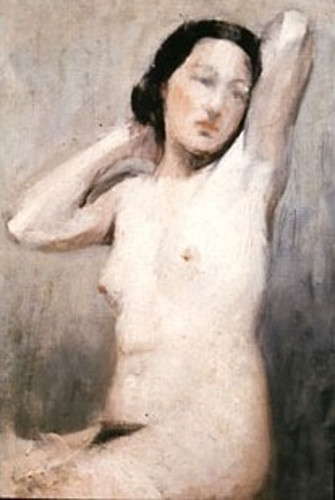 Desnudo de mujer