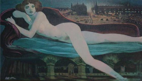 Nymphe Gramaphon