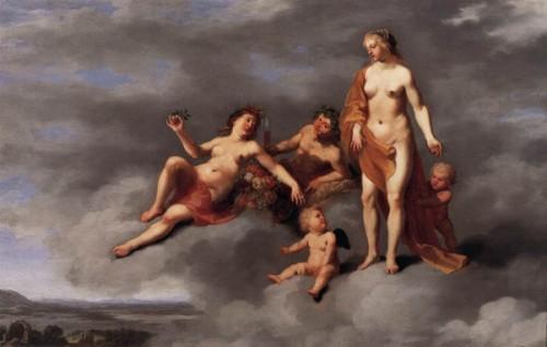 Sine Cerere et Bacchus friget Venus