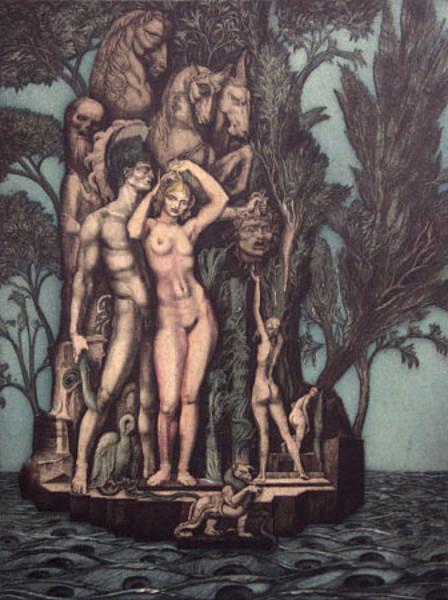 Venus On The Isle Of Death