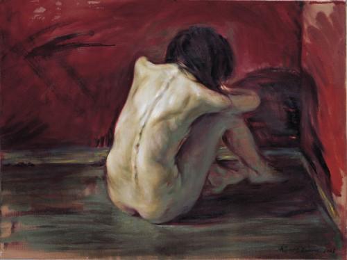 Back Nude II