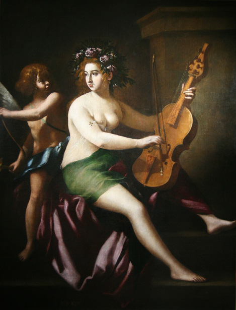 Erato, Muse Of Lyrics