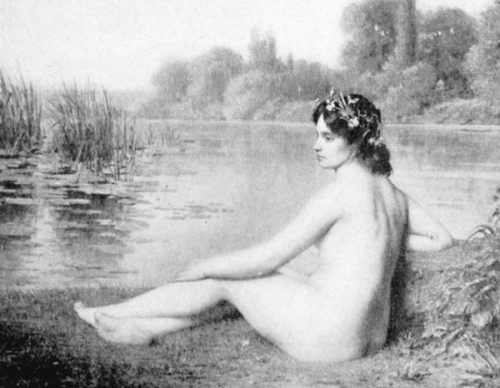 Naiade - Nymph Of The Seine