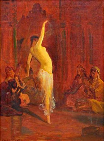 Oriental Dancer - Harem Dancer
