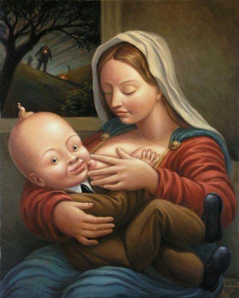 Debby & Child