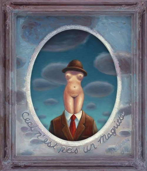 This Is Not A Magritte