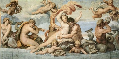 Triumph Of The Sea