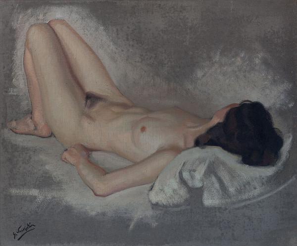 Video de desnudo femenino