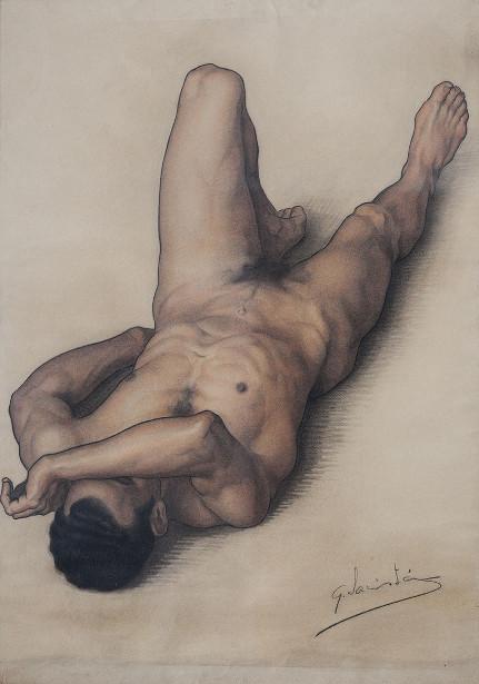Desnudos masculinos en Suecia