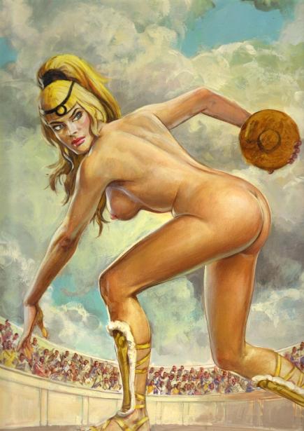 Erna nackt Schürer Carnality (1974)