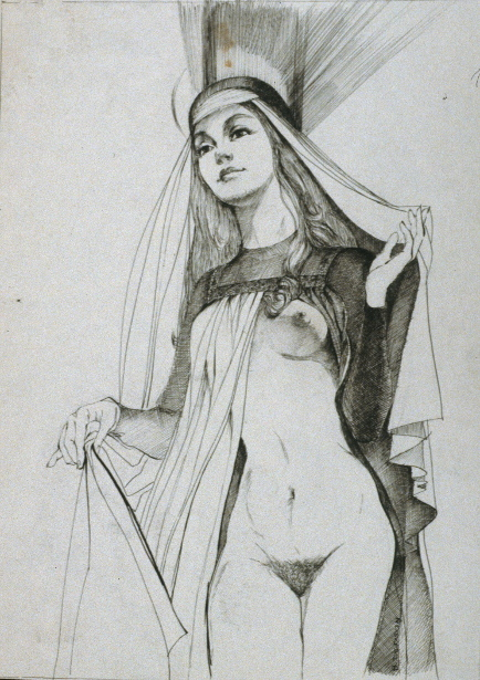 Nude st mary s oh