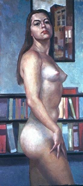 Betty Dodson 1929, American  La Conchiglia Di Venere-3521
