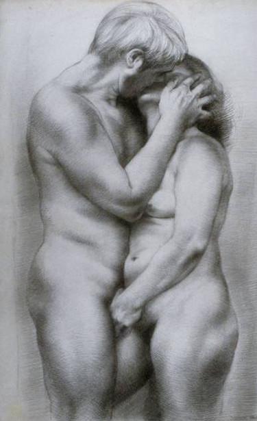 Betty Dodson 1929, American  La Conchiglia Di Venere-4873